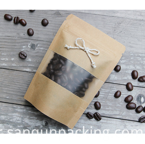 Coffee Stand Up Bag