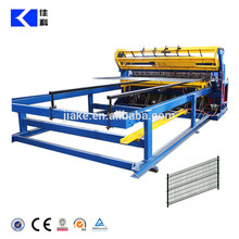 3D Fencing Mesh Panel Making Machine