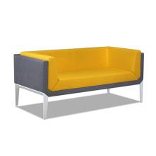 Modern Office Sofa Fabric Reception Leisure Sofa Hot Sale Lounge Sofa