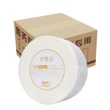 Rollo de papel de baño de papel higiénico de bambú
