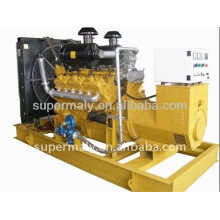 CE approved natual gas generating set 400kw