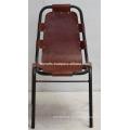 Промышленные Старинные Кожаное Кресло