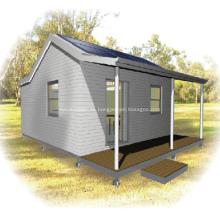 Casa plegable prefabricada moderna a prueba de huracanes Smarthouse