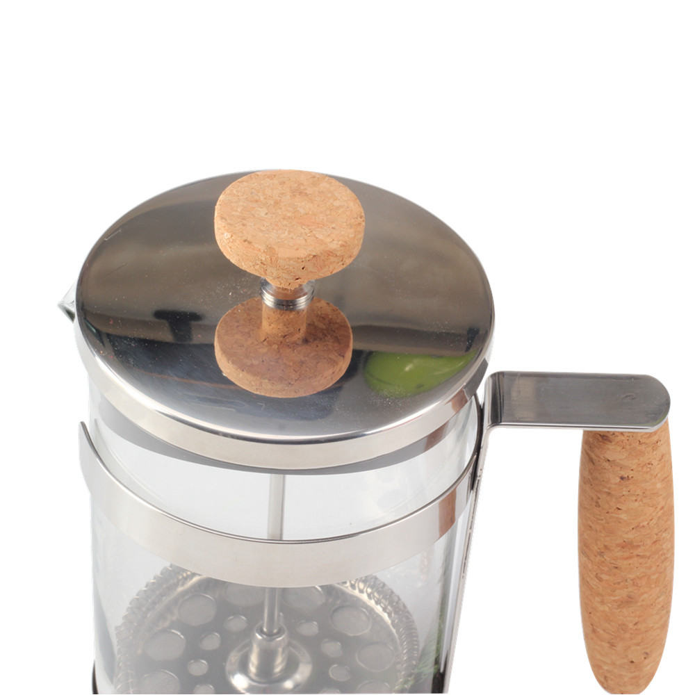 French Press With Special Handle