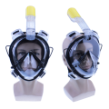 Breiter Kopfgurt mit Touch Adjustment Buckles Mask