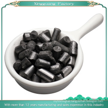 High Quality Cylindrical Recarburizer with Low Sulphur for Graphite Additive