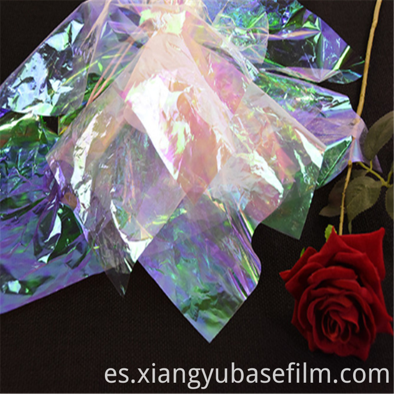 Flower Gift Pet Packing Films