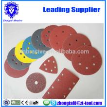 pneumatic grinding machine abrasive sand paper discs