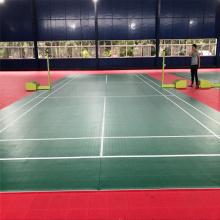 PVC-Innen Teppichfliesen Court Flooring