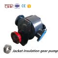 High temperature cast steel gear oil pump