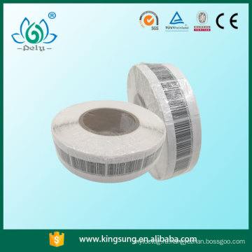 Бумага/ПВХ/ПЭТ RFID смарт-этикетки