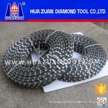 Diamond Wire Saw with Plastic for Granite/Reinforced Concrete Blcok Cutting