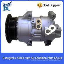 For toyota 5SE12C 5PK sanden compressor fittings