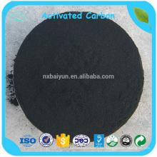 Powder Powered activado precio de carbono