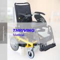 Silla de ruedas eléctrica ajustable en altura (THR-FP124)