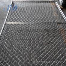 Простота установки цепи сетки используется временный забор для США