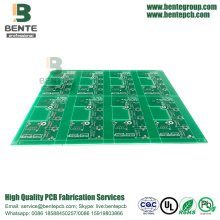 Low Cost PCB Immersion Tin 2 Layers PCB FR4 Tg135