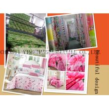 Печатная хлопчатобумажная ткань