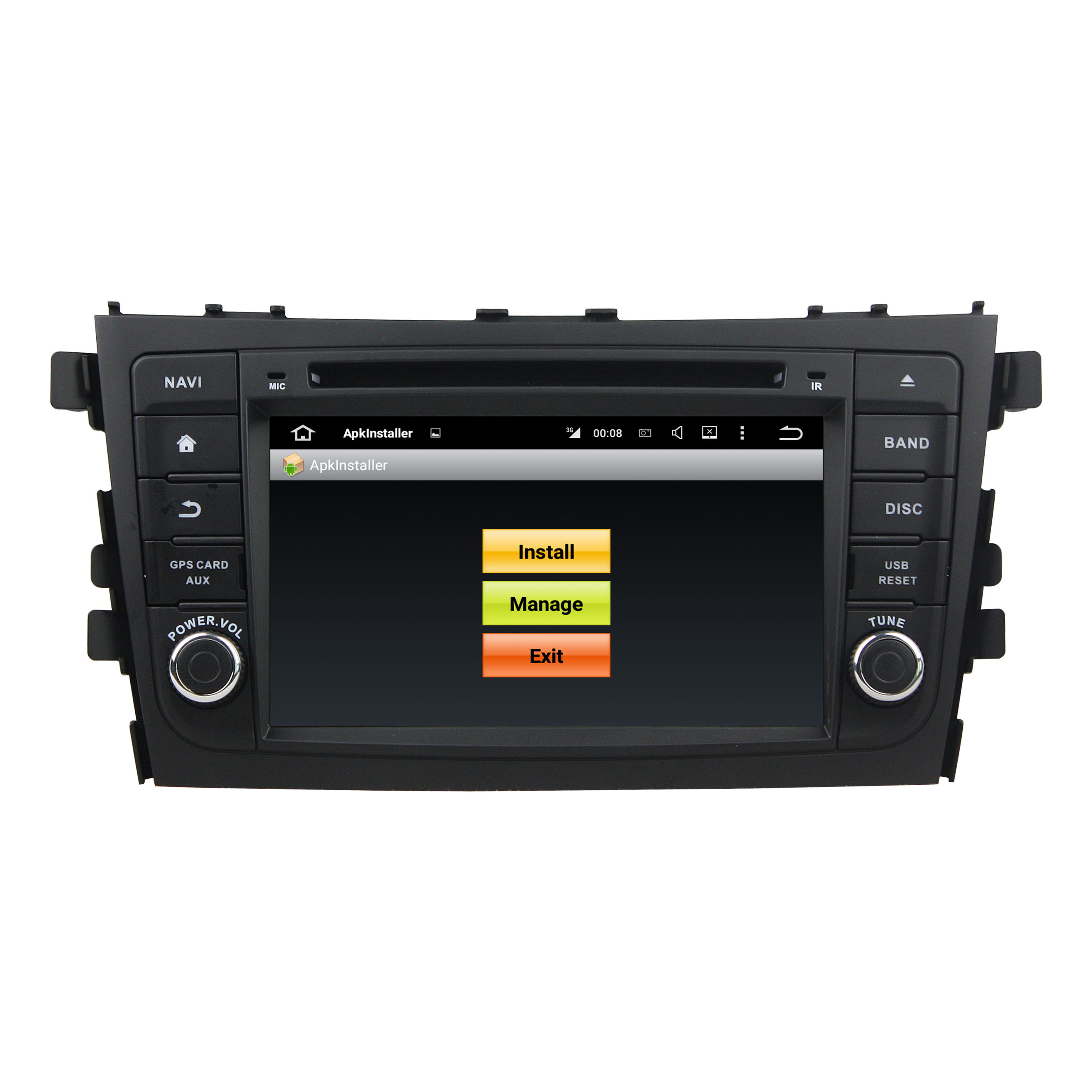 ALTO 2015-2016 7 inch car dvd player