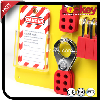 36-Lock Lockout Station Lockout Tagout Product