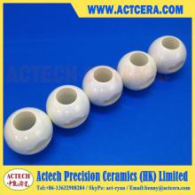 Vávulas de bola cerámica Zro2/Zirconia de alta presión 2 vías