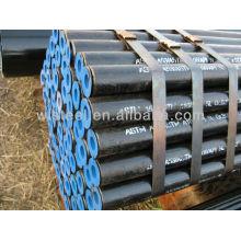 Tubo de línea de acero sin costura OCTG