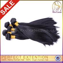 6a Remi unverarbeitete natives Tempel gerade Großhandel indischen Haar flechten