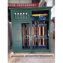 2015 Heißer SBW 20kVA bis 1000kVA Dreiphasen-Hochleistungs-Unterton Automatische Kompensation Servo-Motor-Spannungsstabilisator Yueqing
