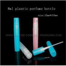 Bouteille de parfum en plastique de 8ml
