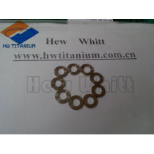 GR5 M8 titanium flat washer DIN 125
