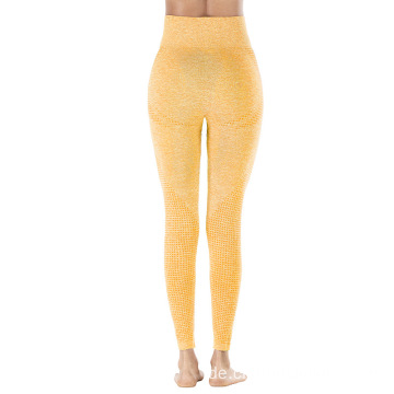 Nahtlose Fitness Sportswear High Taist Exercise Leggings