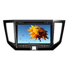 Lecteur DVD Windows CE pour Nissan Venucia T70 (TS9654)