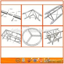 folding truss design by detian display