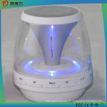 Alta qualidade portátil bluetooth mini alto-falante com luz led