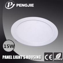 Горячее продавая светильник панели СИД 15W для крытого (круглого)