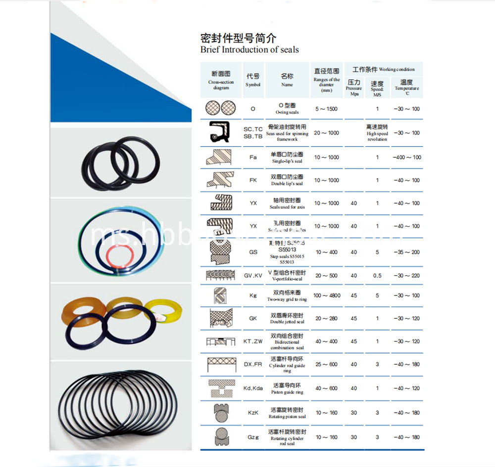 Hebei Baoshi O-Ring product