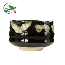 Handgemachte japanische Keramik Tee Schüssel / Matcha Schüssel / Ceram Bowl