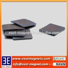Servo-Motor-Magnet mit Passivierung / kundenspezifische Blattform Quadrat Neodymiun Magnet
