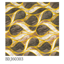 Manufactory of Polished Golden Carpet Tiles in Guangxi (BDJ60303)