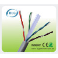 4 pares de cables de red UTP Cat6 305m