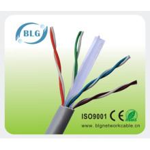 4 pares de cabos de rede UTP Cat6 305m