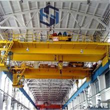 Qd Double Girder Hanger Bridge Crane 100 Ton