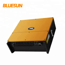 Bluesun  grid tie solar inverter 12kw 15kw three phase EU standard solar inverter