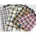Herren Plaid Check Golf Shorts