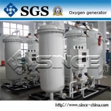 Planta generadora de oxígeno (PO)