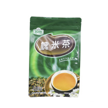 Stand up Organic Tea Sachet Bag Tea Leaf Packing Bag Personalized Plastic Packaging Bags Food Package Coffee LDPE Disposable XM