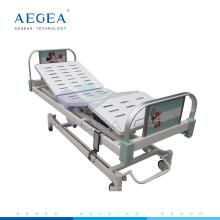 AG-CB001B eléctrico motorizado médico departamento de los niños cinco funciones movimientos de recuperación sueño pediátrico cama de hospital