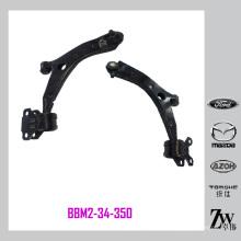 Bras de commande des pièces d'automobile Avant Bas LH Ensemble de paires gauche et droite droite BBM2-34-350 pour Mazda 3 2009-2013