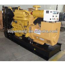 Generador 300kw con el radiador 3 fase por el motor de Shangchai, el motor de Cummins