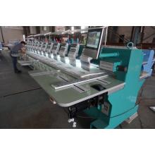 1200rpm High Speed Embroidery Machine